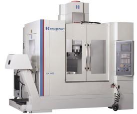 Bridgeport XR1000 VMC Machine